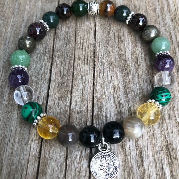 Jewelry - Bracelet for manifesting wealth